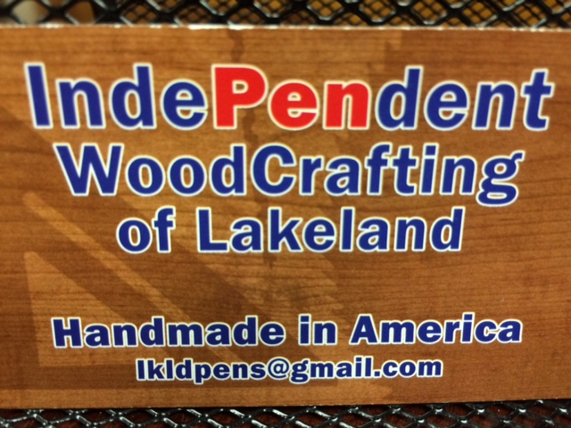 IndePENdent Woodcrafting of Lakeland