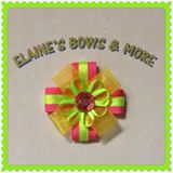 Elaine's Bows & More