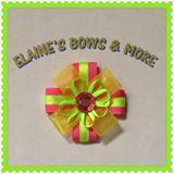 Elaine's Bows & More