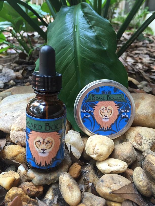 lion oil and balm