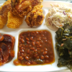 BB Soul Example Plate of Food