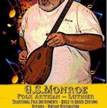 G.S. Monroe Folk Luthier