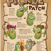The Pickle Patch