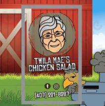 Twila Mae's Chicken Salad