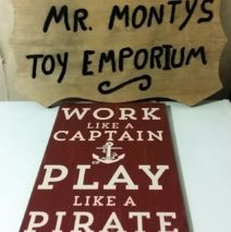 Mr. Monty's Toy Emporium