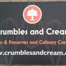 Crumbles and Cream