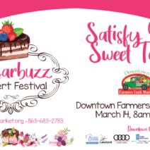 2020 Sugarbuzz Dessert Festival