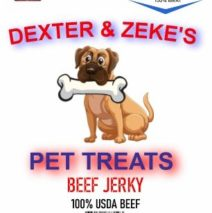 Dexter & Zeke's Pet Treats