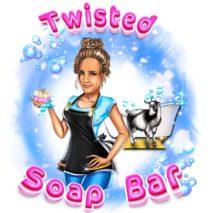 Twisted Soap Bar