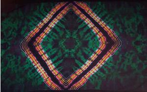 Weefcraft Tie Dye