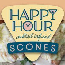 Happy Hour Scones