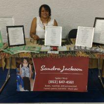 Sandra Jackson From the Heart