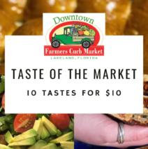 Taste of the Market, September 25